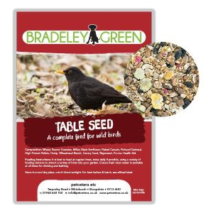 Bradeley Green Table Seed 2kg