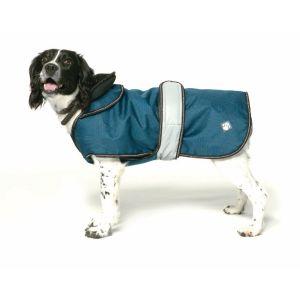 Danish Design Ultimate 2-in-1 Dog Coat - Blue