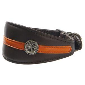 Fortune Lambskin Leather Collar