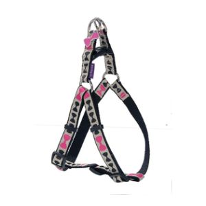 Bobby Girly Collection Harness M Blue