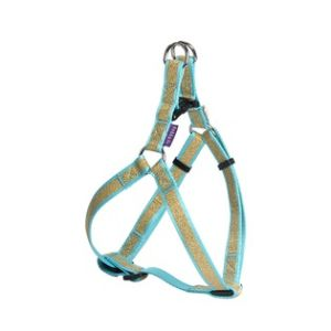 Papagayo Collection Harness S Blue