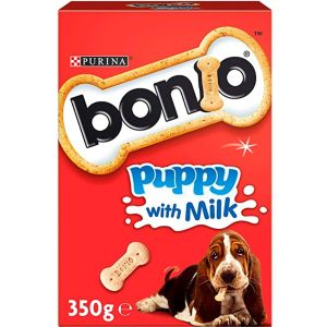 Bonio Puppy Milk Biscuits