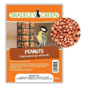 Bradeley Green Peanuts
