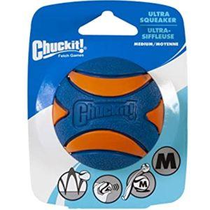 Chuckit Ultra Squeaker Ball Medium