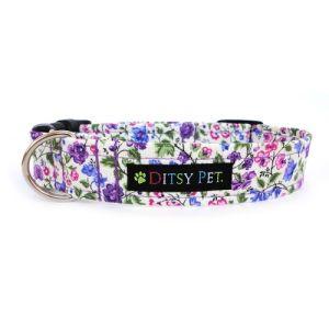 Country Garden Dog Collar