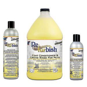 Double K Groomers Edge Refurbish Shampoo