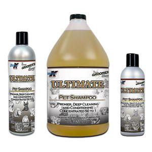 Double K Groomers Edge Ultimate Shampoo