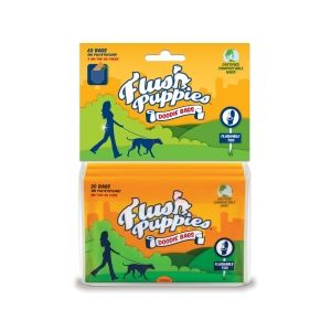 Flush Puppies Poo Bags
