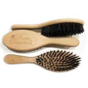 Fraser Essentials Oval Pig Bristle Brush