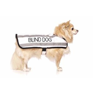 FriendlyDog Blind Dog Coat