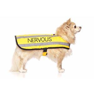 FriendlyDog Nervous Dog Coat
