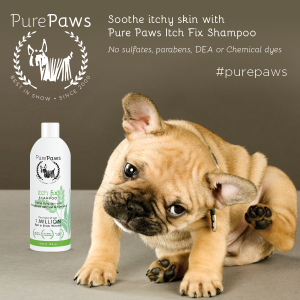 Pure Paws Itch Fix SLS Free Shampoo 16oz
