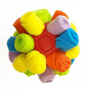 Jack's Wardrobe Sniff & Snack Puzzle Balls