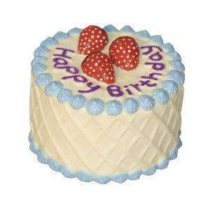 Birthday Cake Vinyl Toy