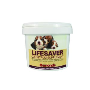 Osmonds Lifesaver Colostrum