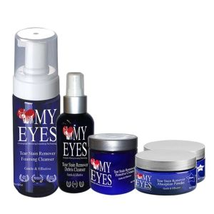 Pure Paws Love My Eyes Kit - WHITE