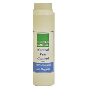 Bac to Nature Natural Pest Control  150g