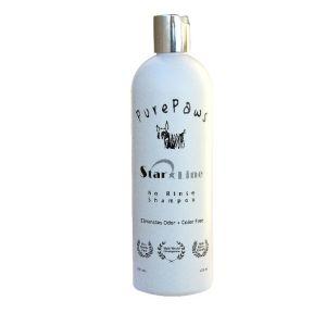 Pure Paws Star Line No Rinse Shampoo (Colourless)