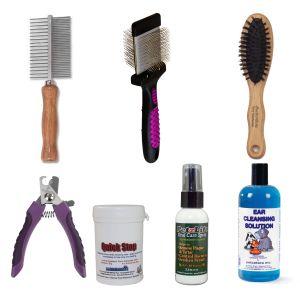 Petcetera etc Home Grooming Kit