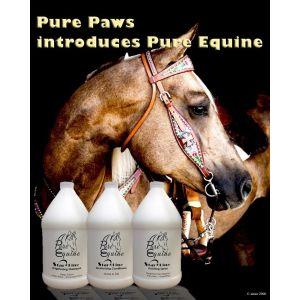 Pure Paws Pure Equine Shampoo 3.8L/1 US gallon