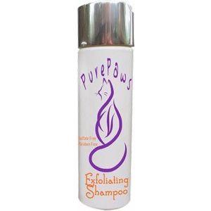 Pure Paws Exfoliating Shampoo for Cats 8oz