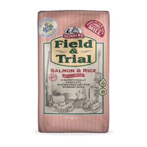 Skinners Salmon and Rice