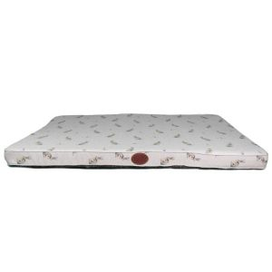 Snug and Cosy Hare Print Memory Foam Luxury Lounger
