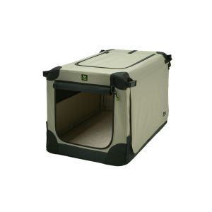 Maelson Soft Kennel Replacement Cover 92 Tan / Black (SKC7092)