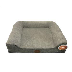 Snug and Cosy Grey Novara Sofa Bed