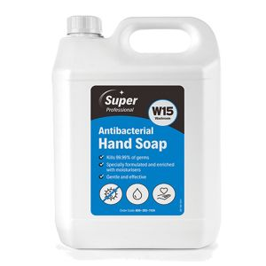 Super Professional Antibacterial Hand Soap