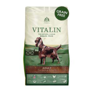 Vitalin Adult Dog Food 2kg