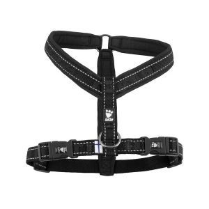 Hurtta - Casual Padded Y-Harness Raven
