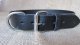 Plain Heavy Duty Leather Collars